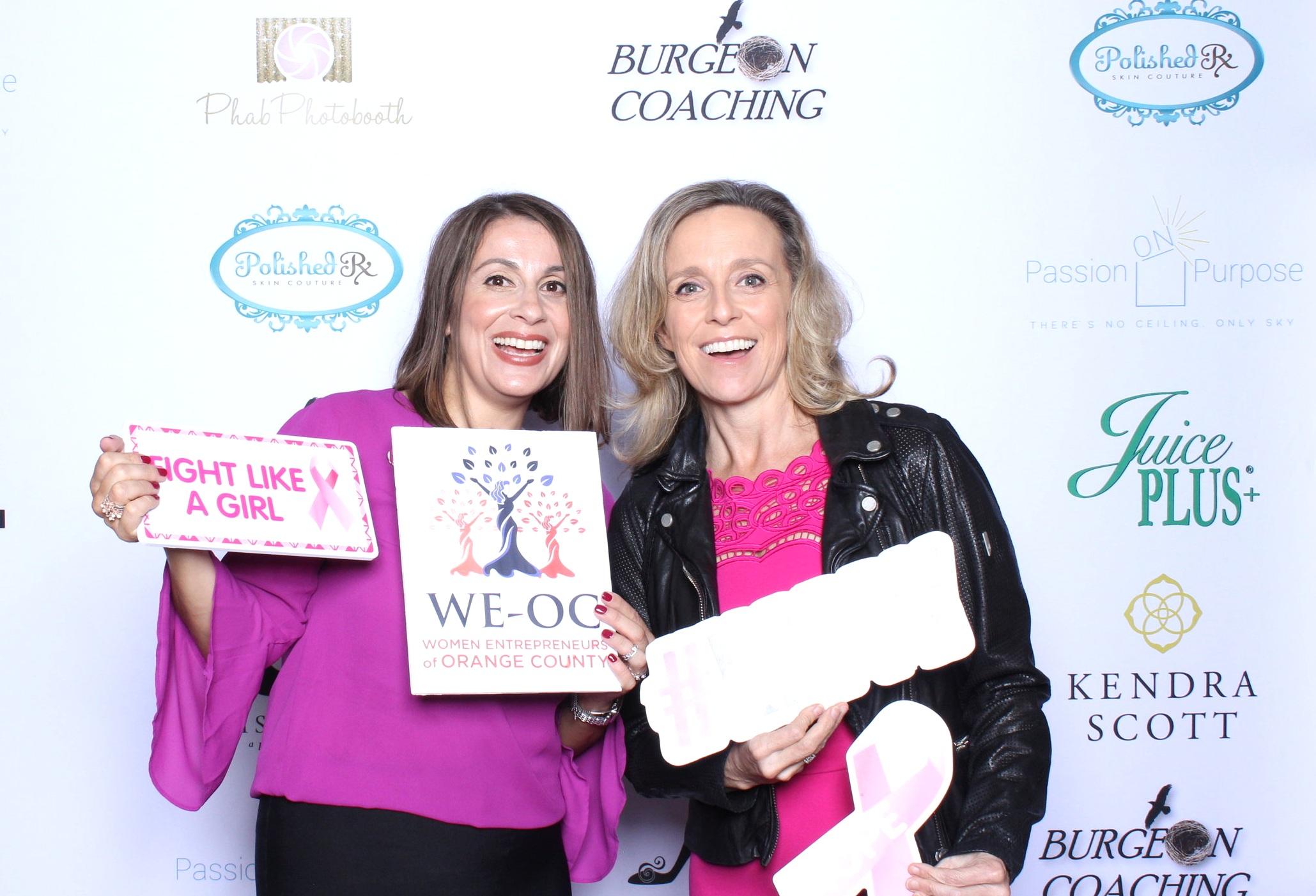 WE-OC Breast Cancer Awareness Event