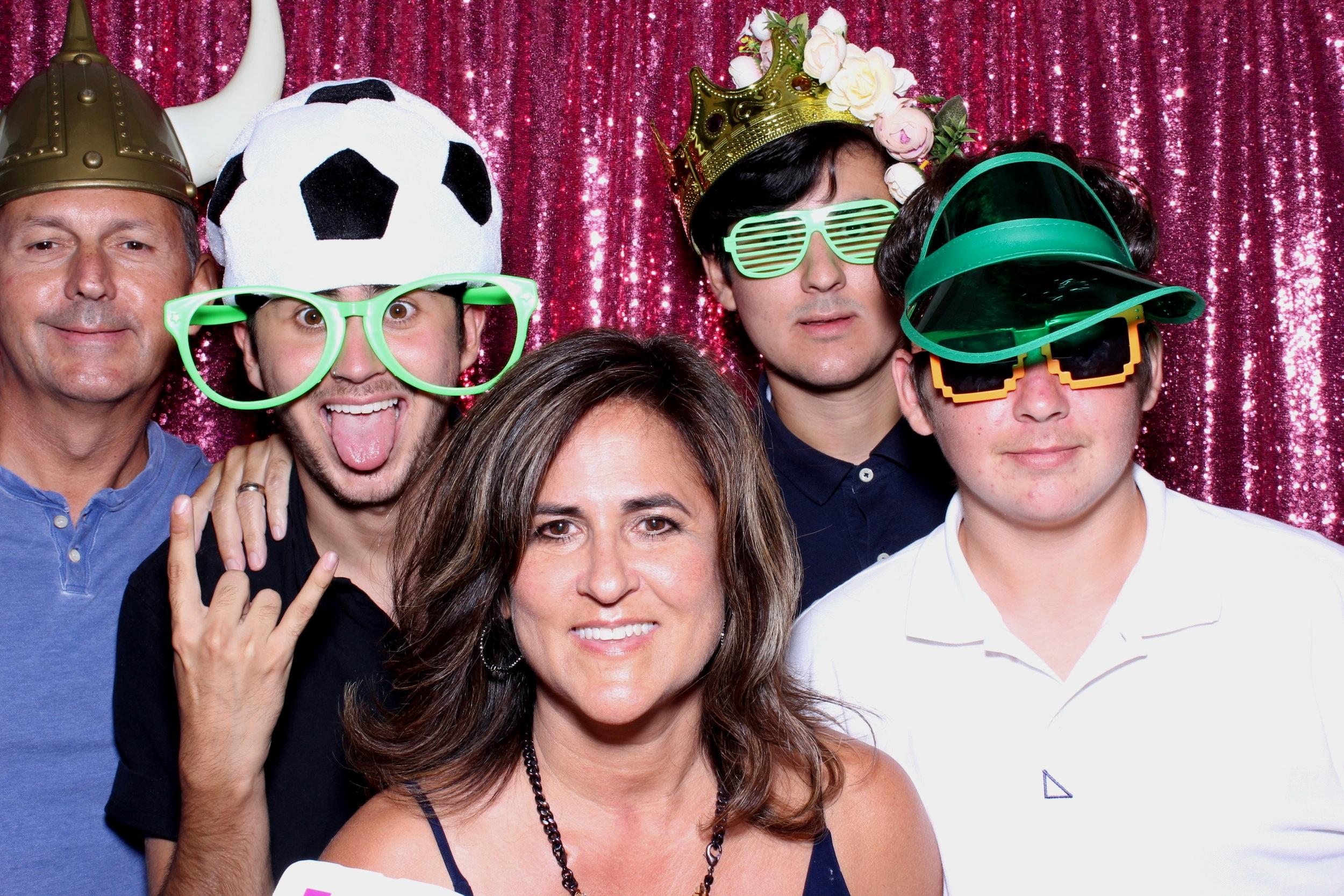 Caprice's Fab 50 Birthday Party