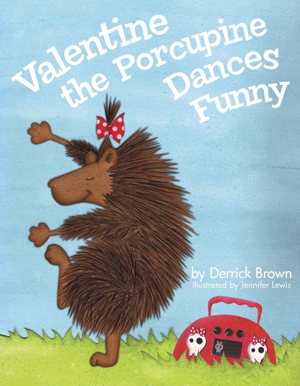 Dance with Valentine - Her clothes don't fit, she dances crazy, and she could sure use a hug. Will Valentine the Porcupine ever find someone to dance with? This is great tale about how to make friends.