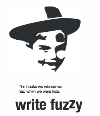Fun Fact!  The Write Fuzzy logo shown above is an illustration of Write Fuzzy founder and president, Derrick C. Brown, based on a photograph of him as a child.