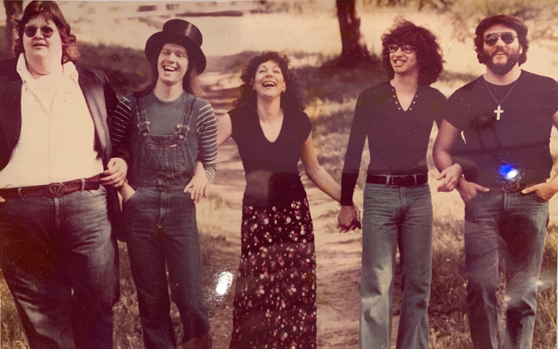 From left to right: Ken Wilczak, David Nehrboss, Sherry Hackett Nehrboss, Al Hury, Frank Pusateri