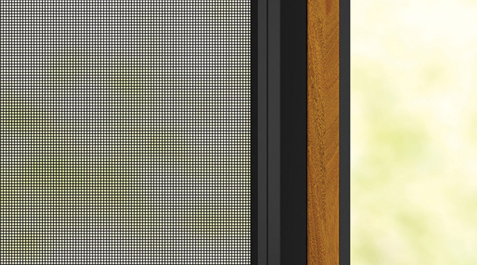Tight Weave - This mesh has a closer weave to protect from even the smallest insect intruders.