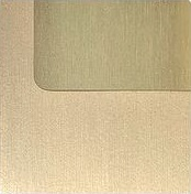 US4NL Satin Brass - No Lacquer