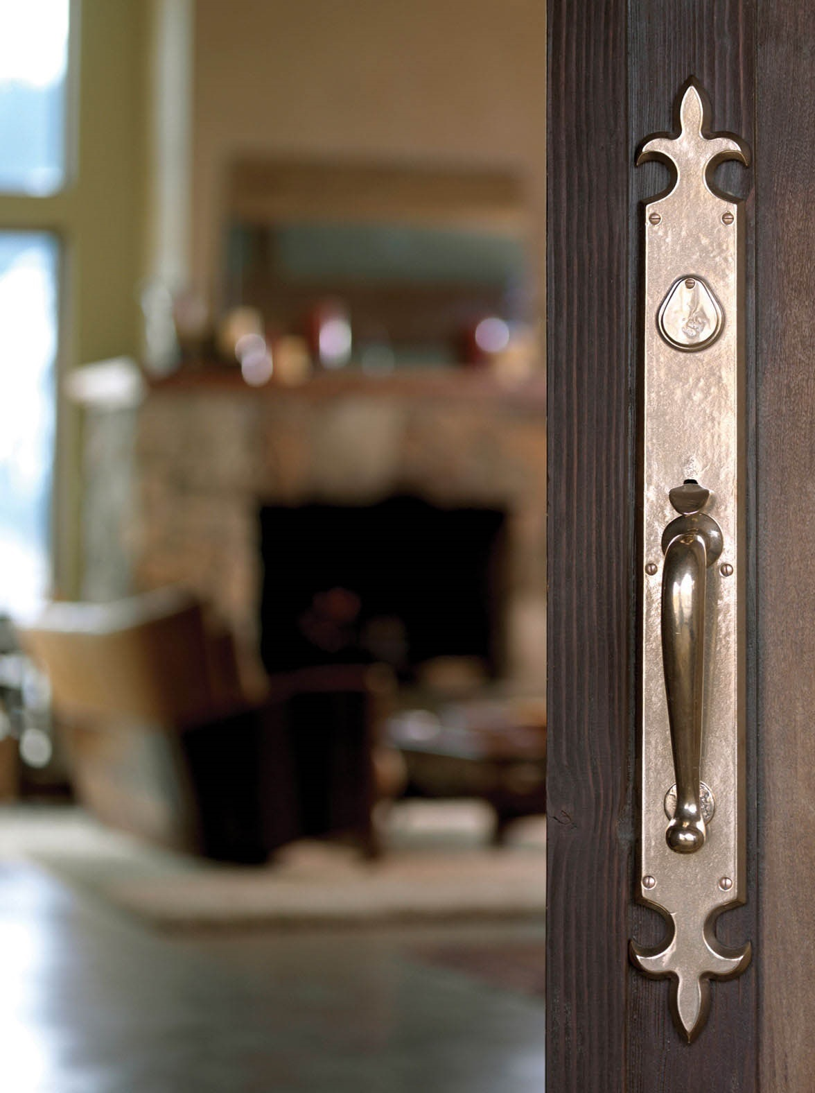 Architectural Hardware - HARBROOK showcases high quality Architectural Hardware with notable designers and manufacturers such as Rocky Mountain Hardware.