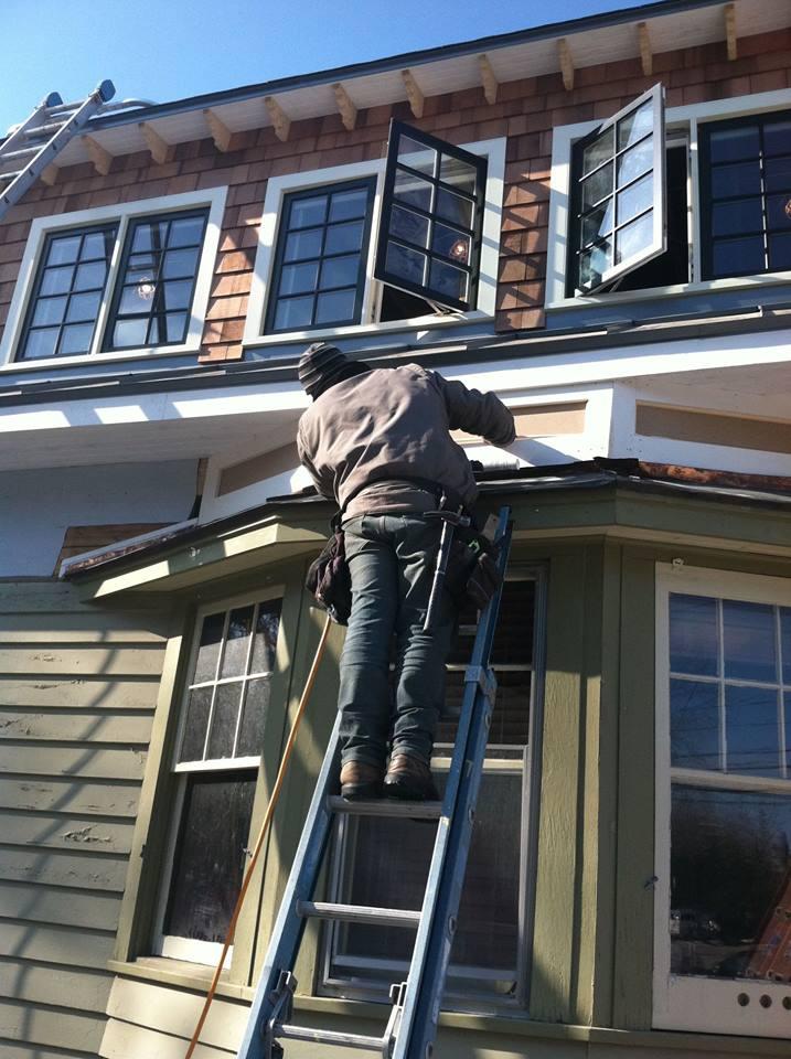 Harbrook installs Marvin Windows