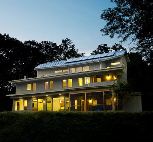 High Performance Residential Design Project