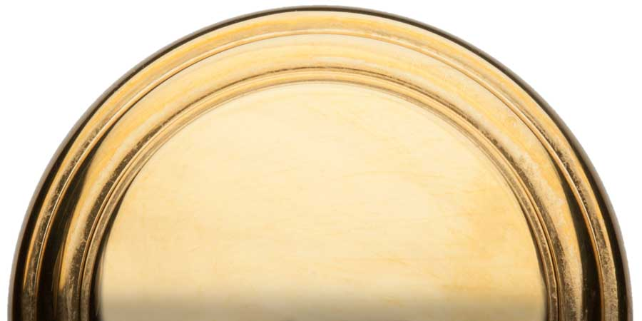 PAB Polished Aged Brass