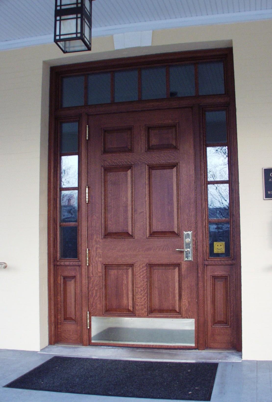 Replacement Entrance Door