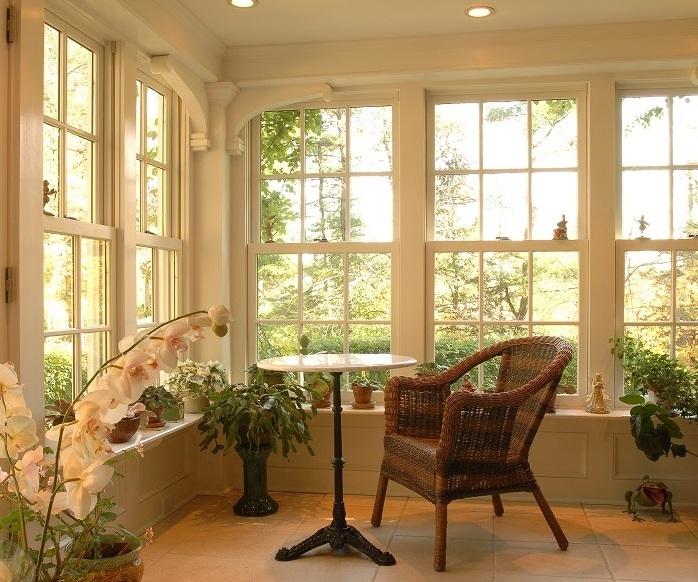 Sunroom Heat Efficiency