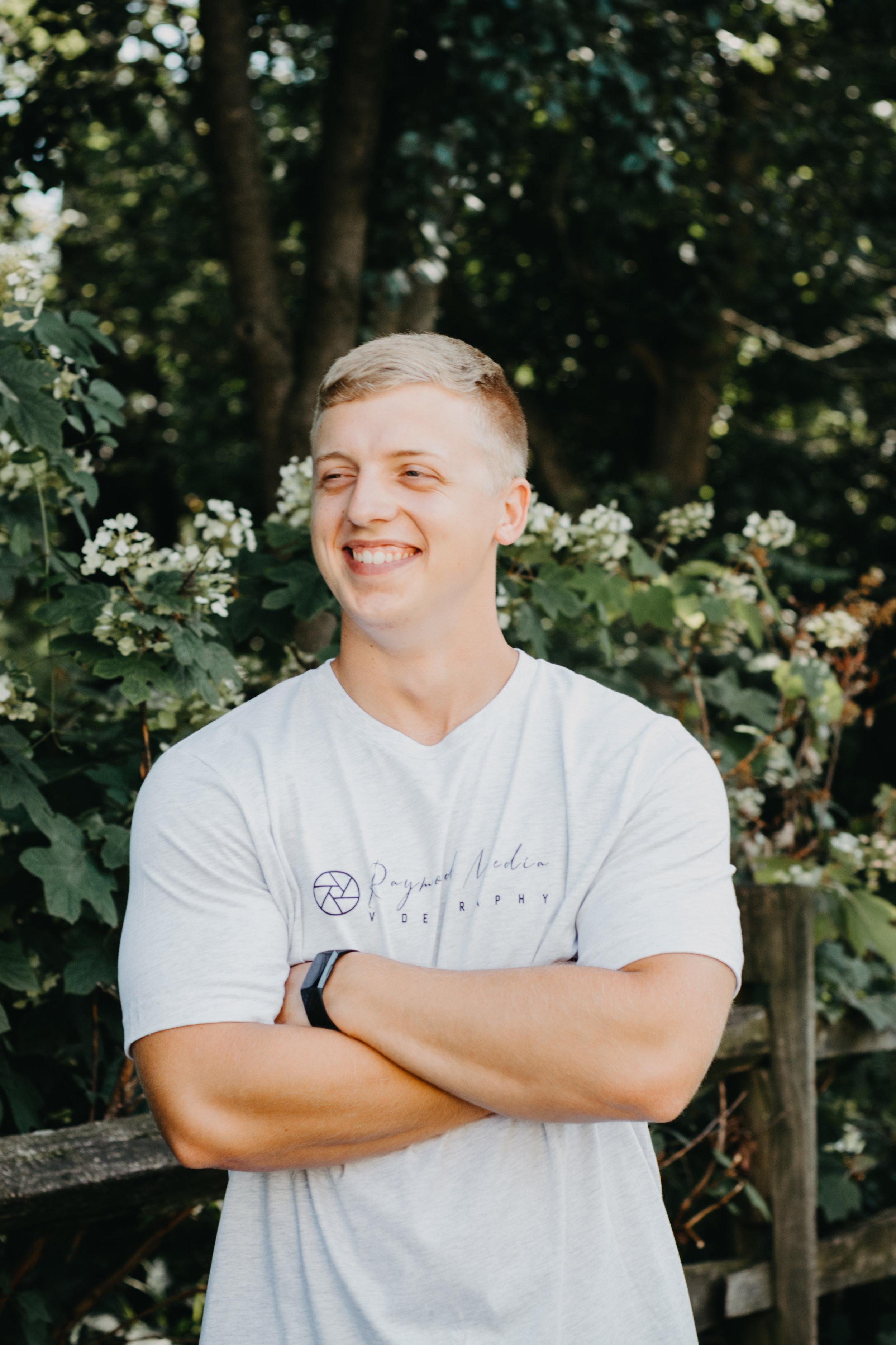 Alex Raymond, Co-owner | videographer