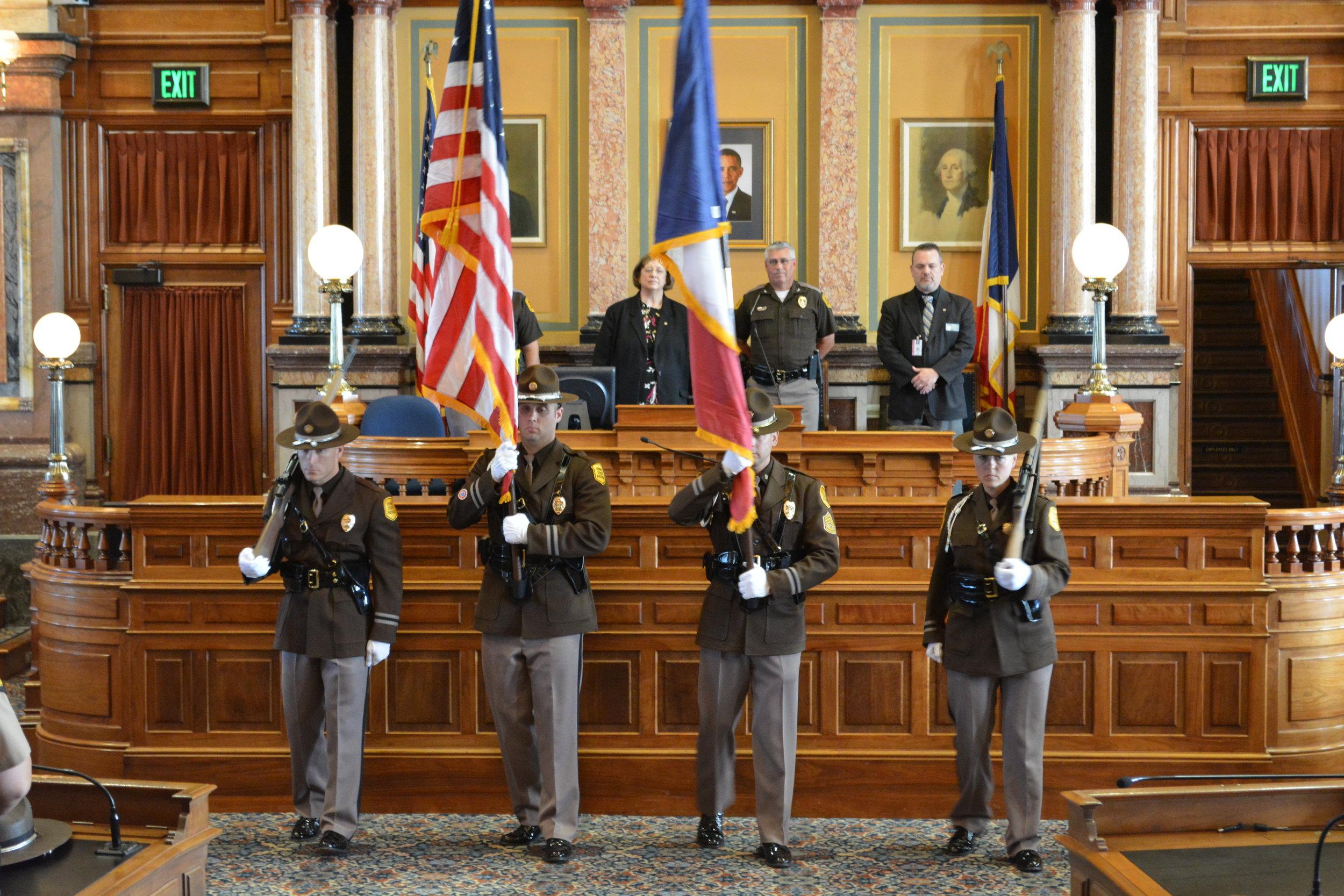 Iowa - Opening Ceremony.JPG
