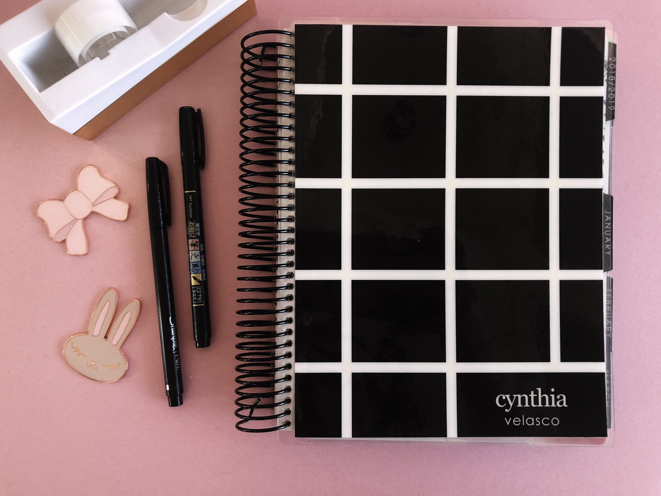 Erin Condren Hourly LifePlanner