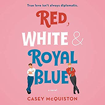 Red, White & Royal Blue by Casey McQuiston - I am normally not a YA romance fan but this book is so charming and such a break from our current political reality. If you're looking for a light-hearted, yet still tender read for your summer travels, give this book a try!