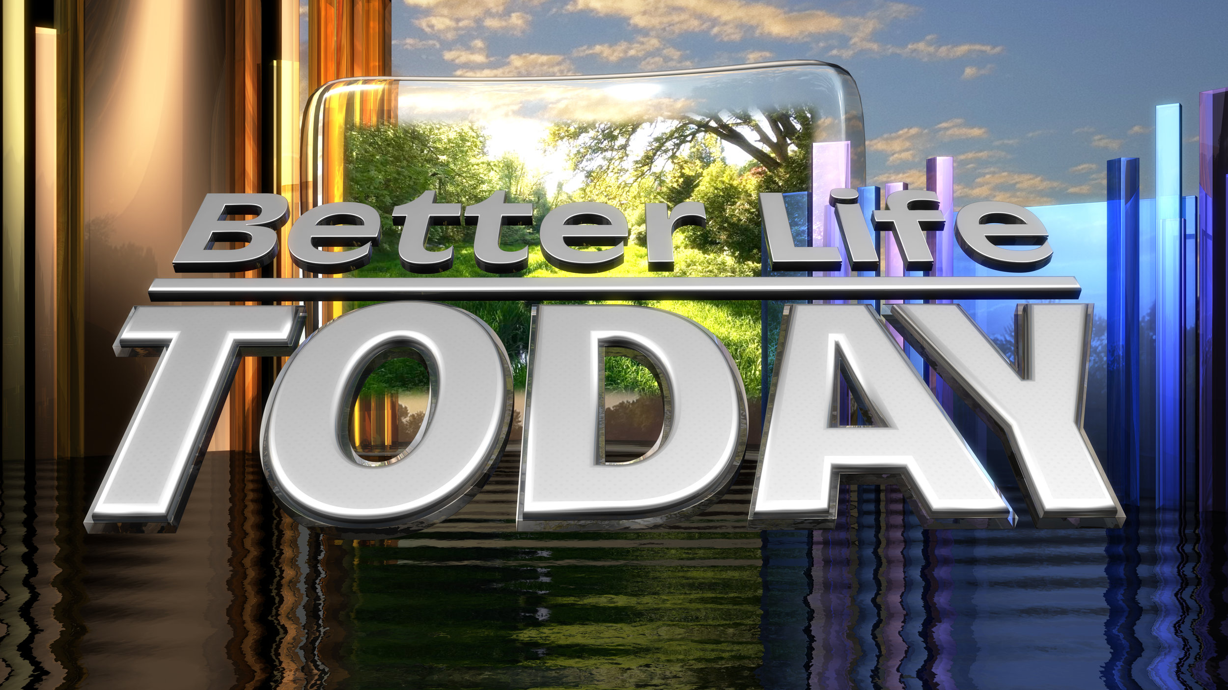"New Logo for ""Better Life Today"""