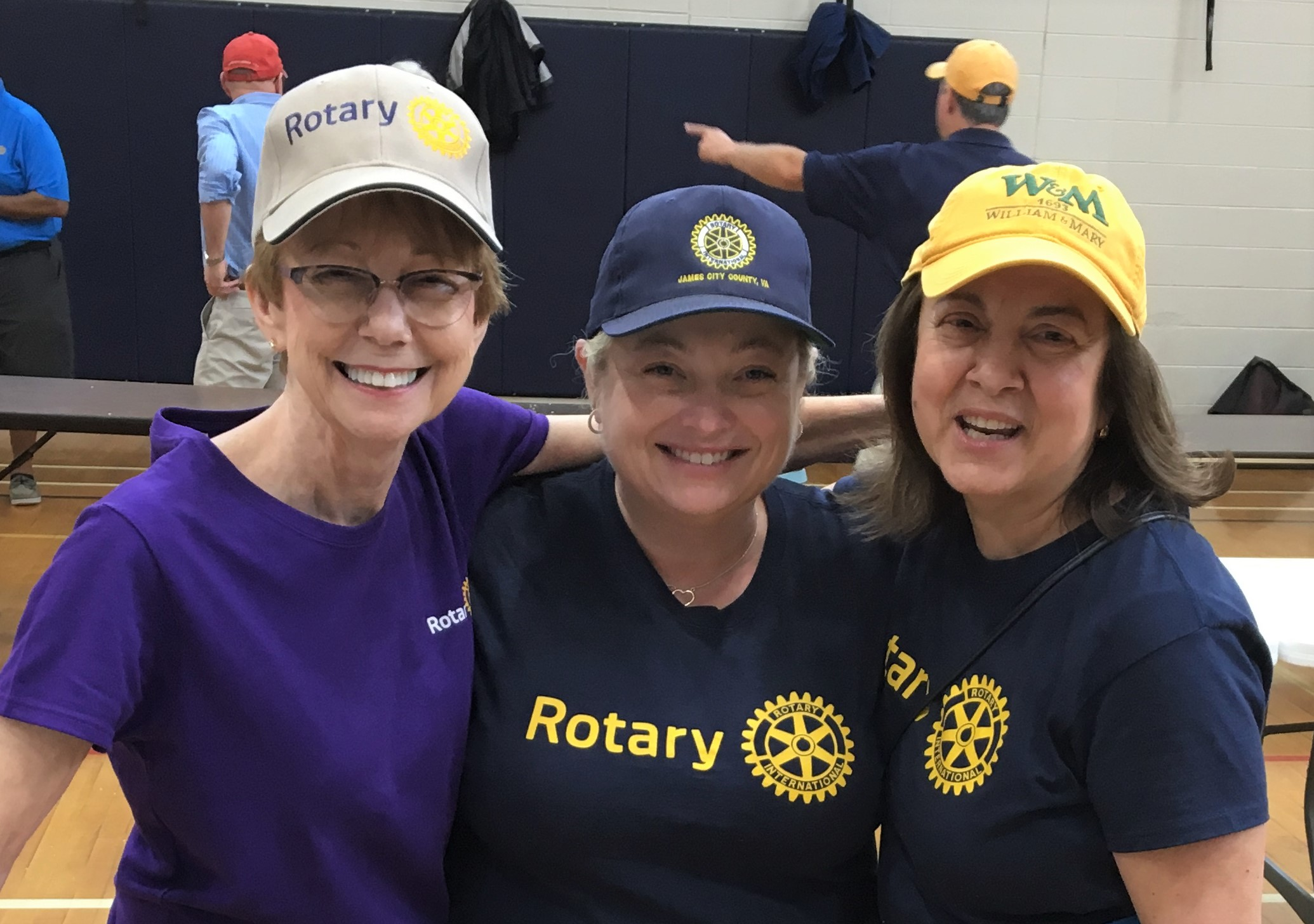rise against hunger - JCC and Satellite Club joined other local Rotarians to pack 15,000+ nutritious meals in 90 minutes as part of the Rise Against Hunger effort.