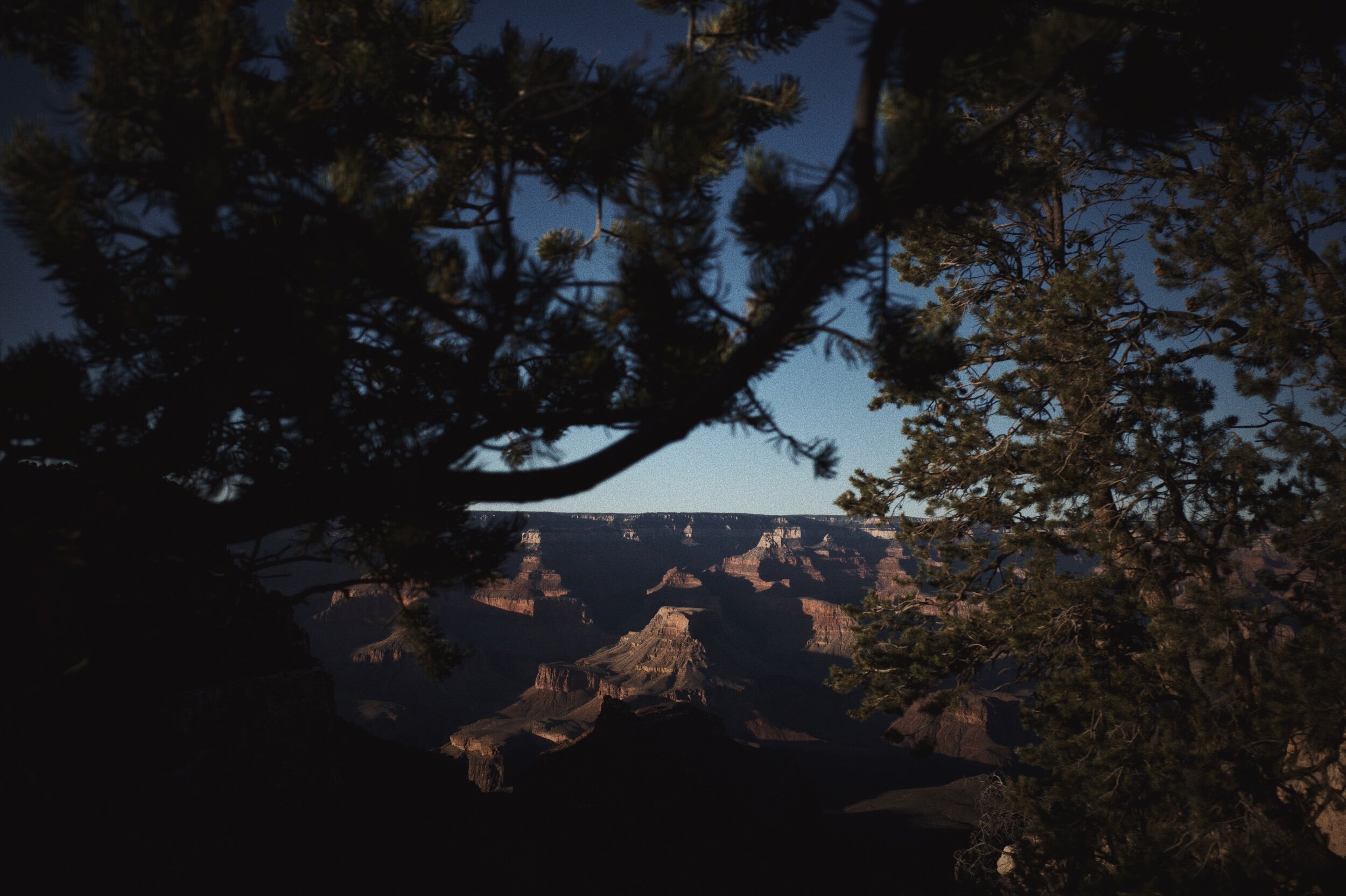 OUR GOD IS A CANYON -