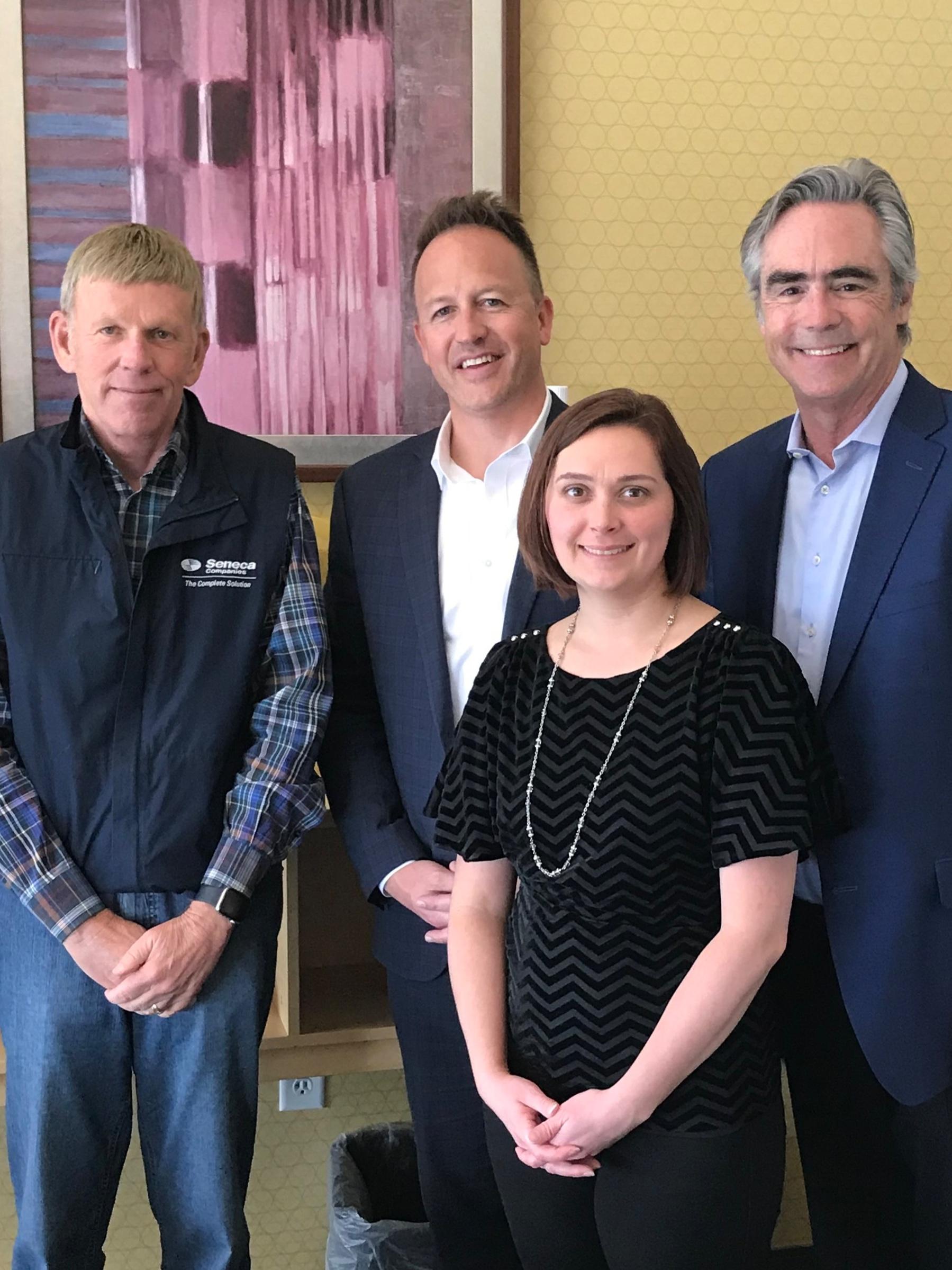 Impact Iowa's Heroes Board Members
