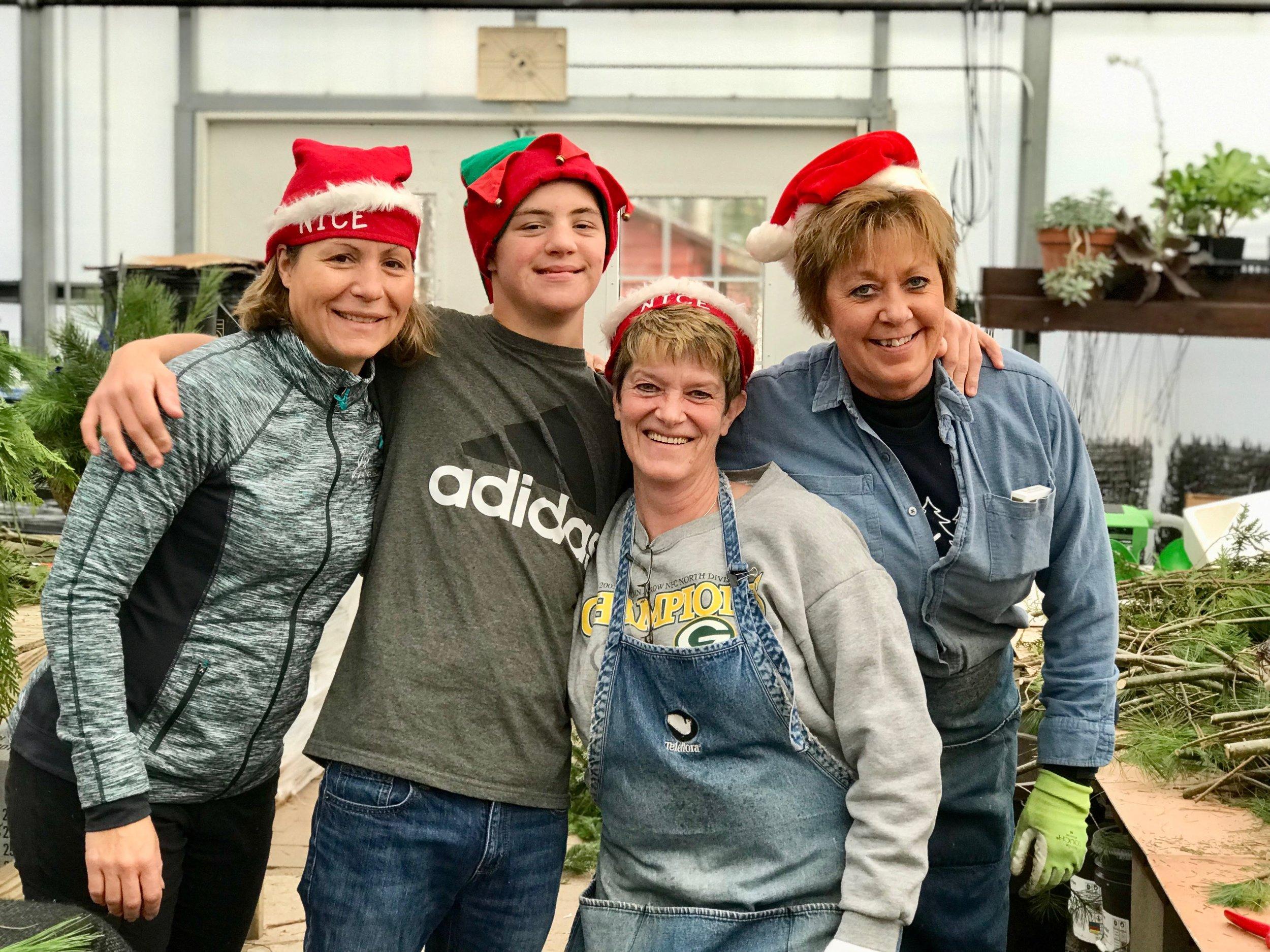JJ's Acres Christmas Elves