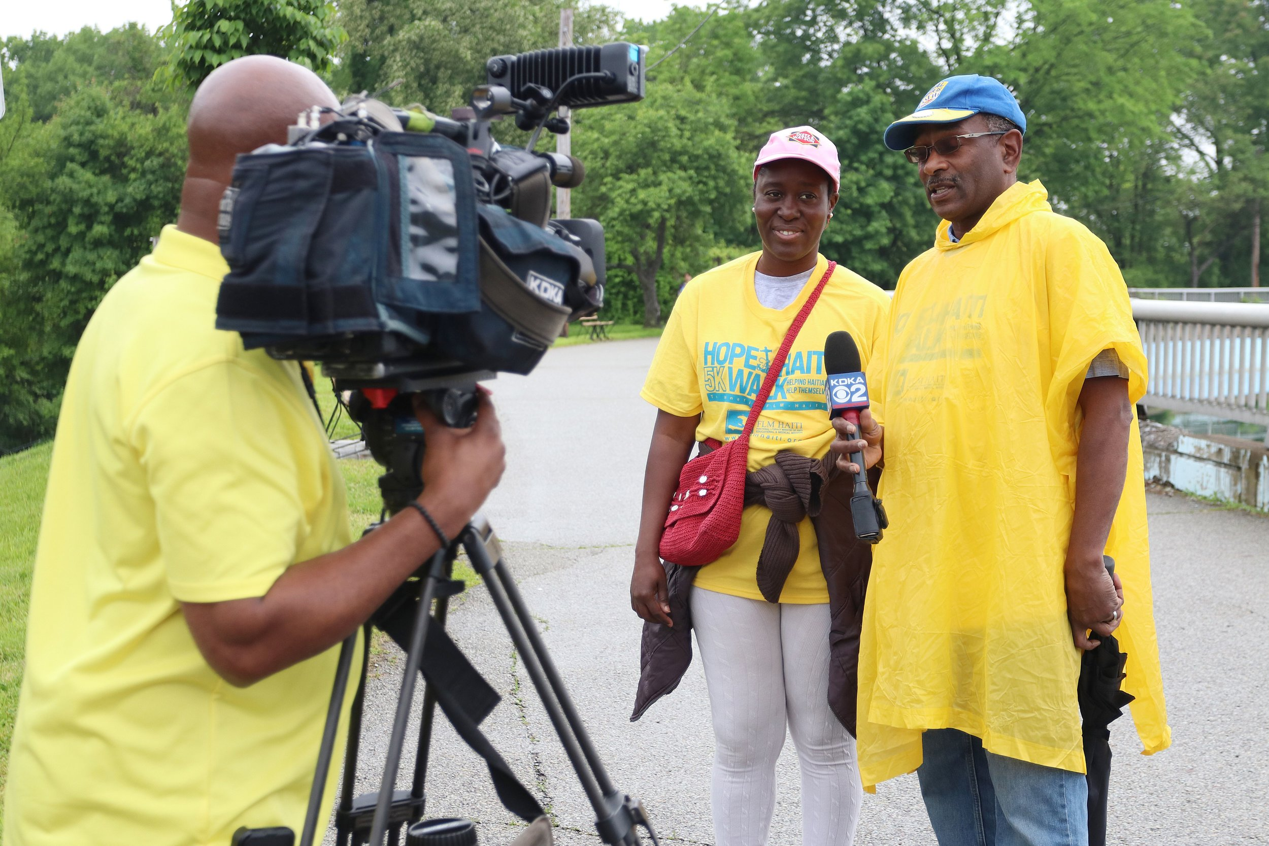 KDKA doing interviews at the walk -FLM.jpeg