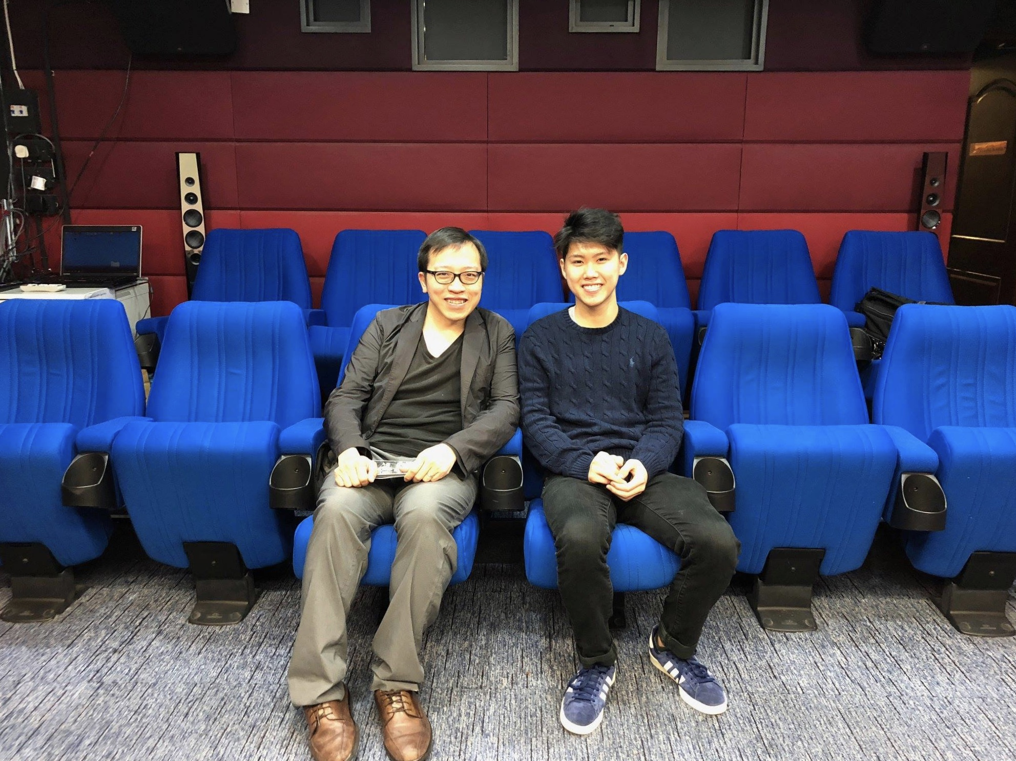 Copy of Copy of Copy of Copy of Copy of Copy of Bye Bye Germany Nicholas Zhang Kaifeng Jews Film Screening Simon Li Hong Kong HK Holocaust and Tolerance Centre Center