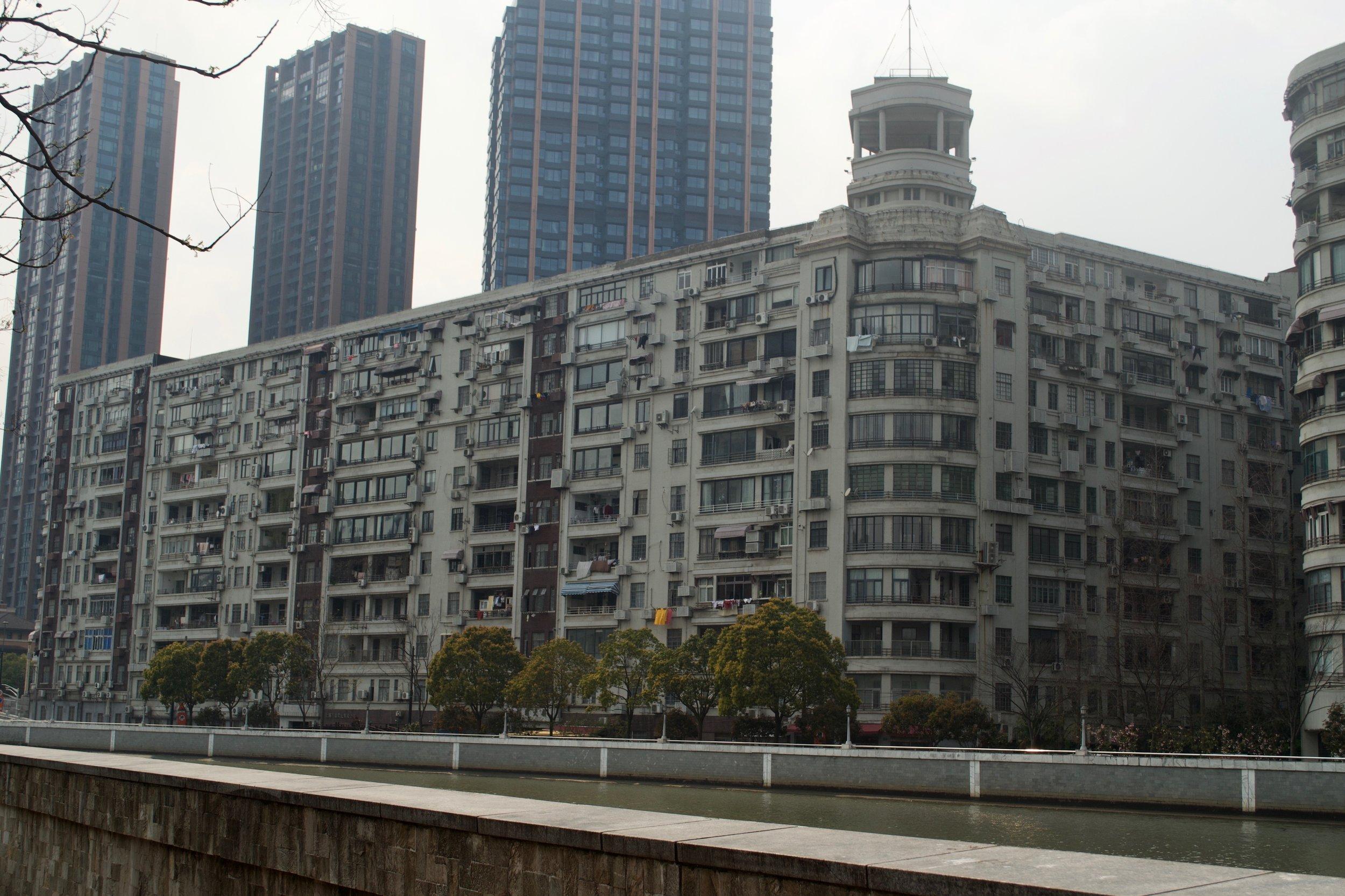 Embarkment House (河滨大楼) [Nicholas Zhang Archives]