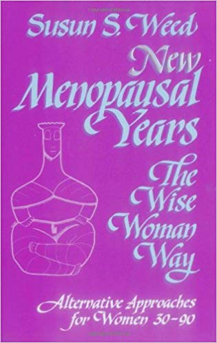 Susun Weed The Menopausal Years book cover.jpg
