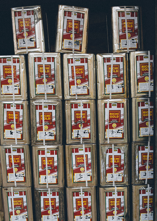 Tea Boxes, Fort Kochi