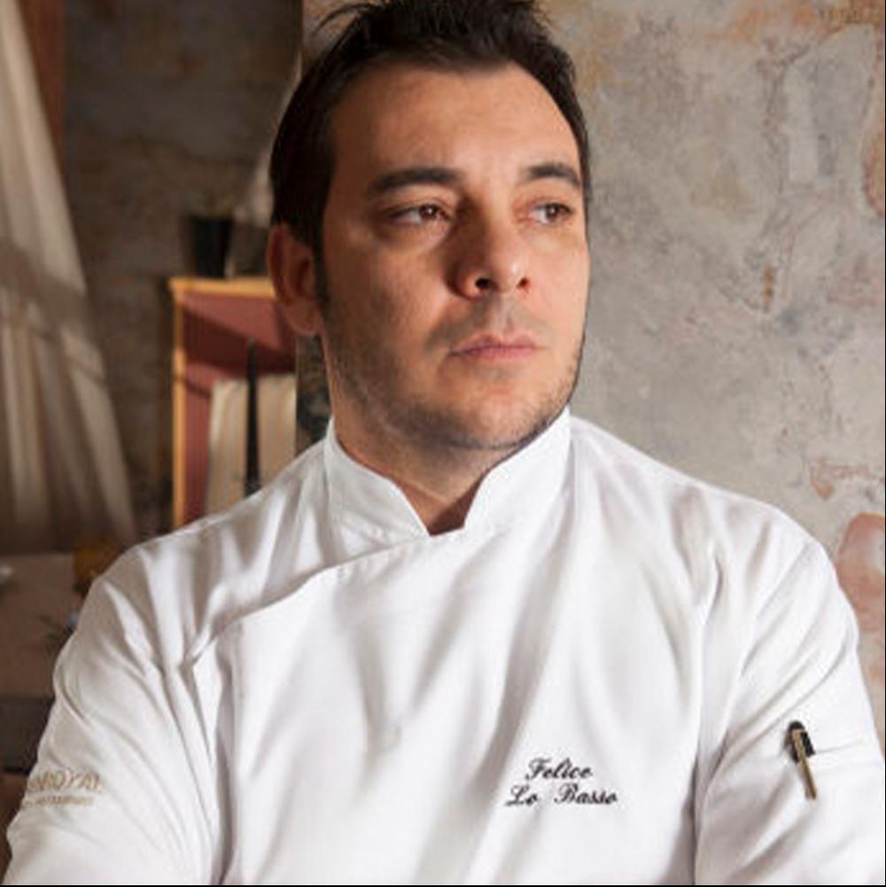 Felice Lo Basso, Chef del Felix lo Basso Restaurant - Abbiamo scelto Superb per avere più controllo sulle nostre prenotazioni e per permettere ai nostri clienti di prenotare direttamente dal nostro sito.