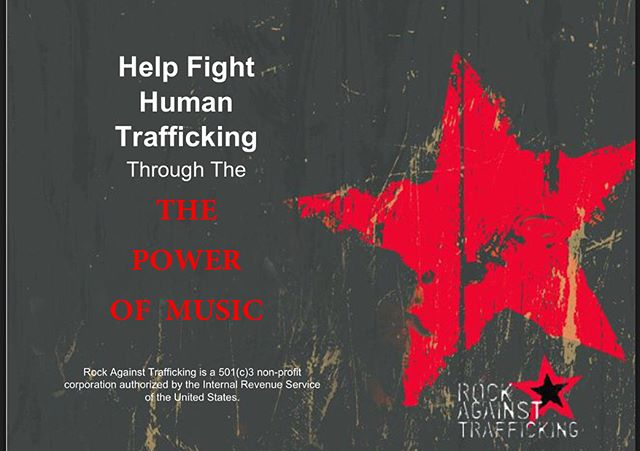 It's All About Awareness  and Making A Global 🌎 Difference ... ➡️What are you doing to Help? 🌟🎶🌟Rock Against Trafficking OUR GOAL IS TO CREATE AWARENESS THROUGH THE POWER OF MUSIC 🎶 🌟🎶 #humantrafficking #awareness #makingadifference #thepowerofmusic #setthemfree #glennhughes #citysummit #citygala #ryanlong  @citysummit.co @citygala @ryanlong.city @aplusk @novawealthmanagement @garymillermusic @4stephanierachel #rockagainsttrafficking #humantraffickingawareness #doyourpart