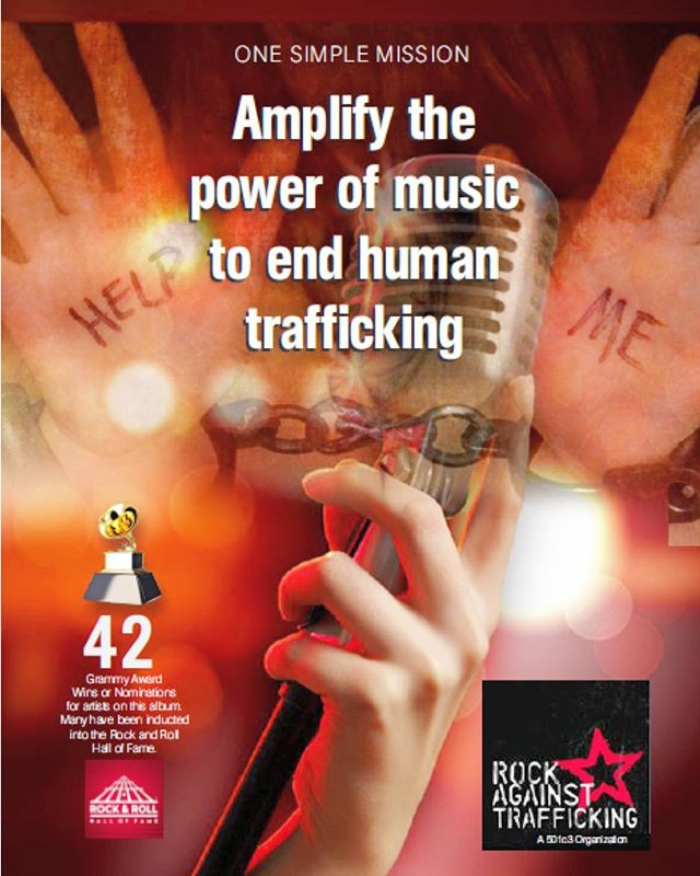 It's All About Awareness  and Making A Global 🌎 Difference 🌟🌠🌟 ➡️What are you doing to Help? 🌟🎶🌟Rock Against Trafficking OUR GOAL IS TO CREATE AWARENESS THROUGH THE POWER OF MUSIC 🎶 🌟🎶 #humantrafficking #awareness #makingadifference #thepowerofmusic #setthemfree #glennhughes #enditmovement #rockagainsttrafficking #humantraffickingawareness #doyourpart #humanrights #thepowerofmusicisreal