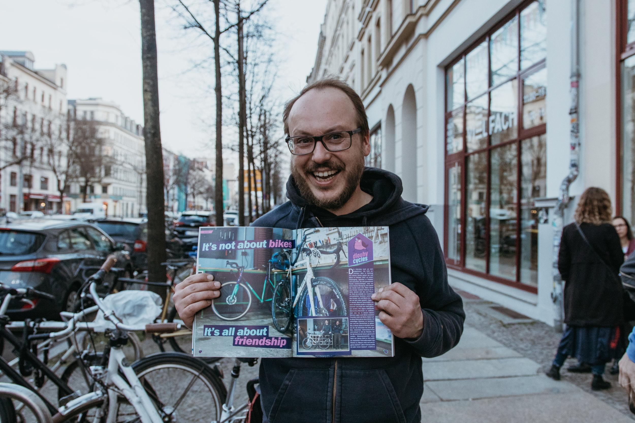 Mario von Dlouhy-Cycles