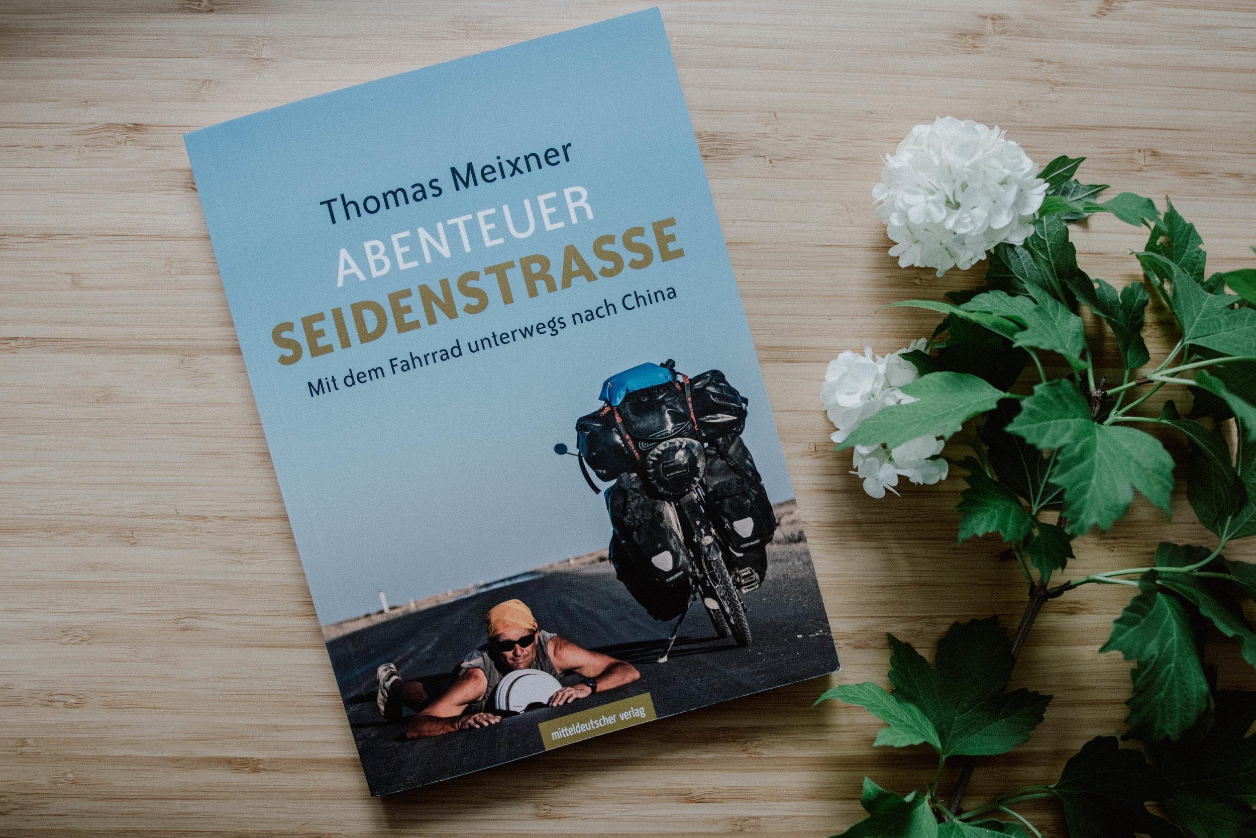 """Leseexemplar """"Abenteuer Seidenstraße"""""""