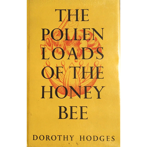 dorothy_hodges_the_pollen_loads_of_the_honey_bee.JPG