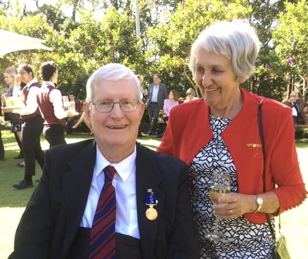 Geoff Haigh OAM - Rotarian, Soldier, Engineer, Bush Walker. In February 2012 Geoff was returning from a morning walk when he fell and was paralysed from the waist down. His story to be all he can be is one of courage, determination and resilience. In 2018 Geoff was awarded the Medal of the Order of Australia. Come, hear his story.