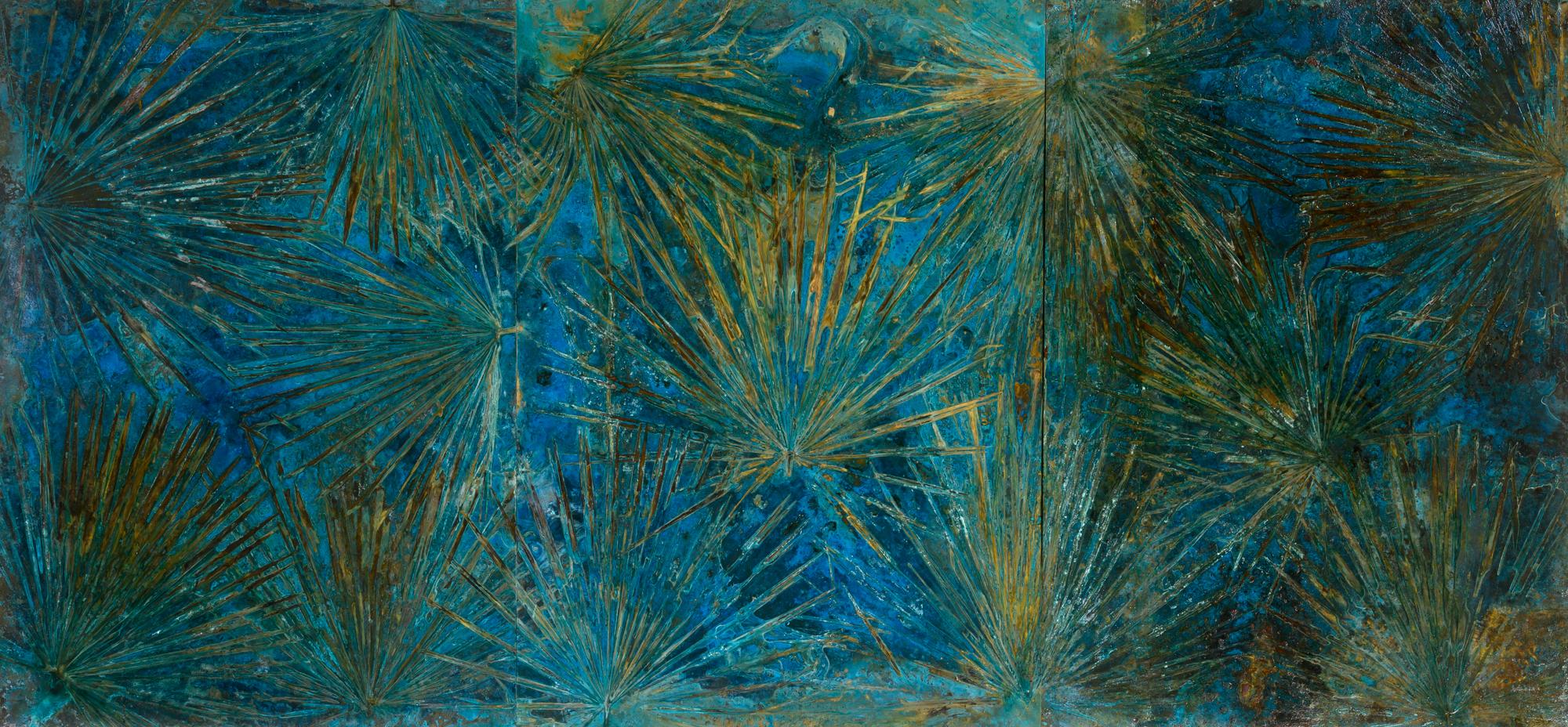 Serenoa Repens # 2, 140 cm x 300 cm