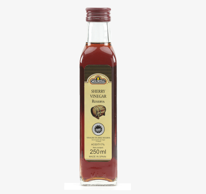 Sherry Vinegar (Reserva) - Size Availability: 250mL