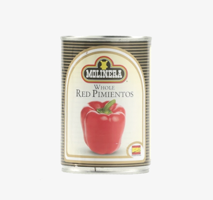 Sweet Red Pimiento (in can) - Size Availability: 185g, 390g