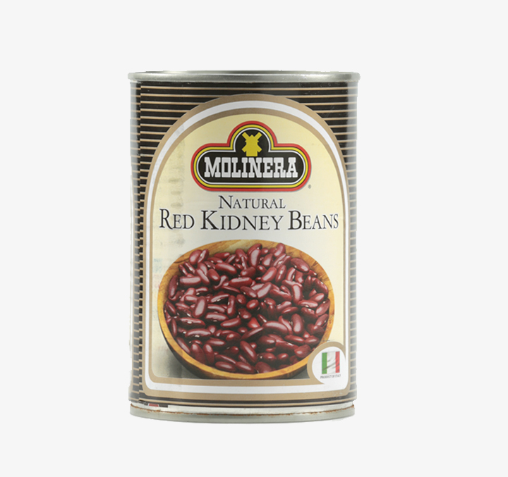 Natural Red Kidney Beans - Size Availability: 400g