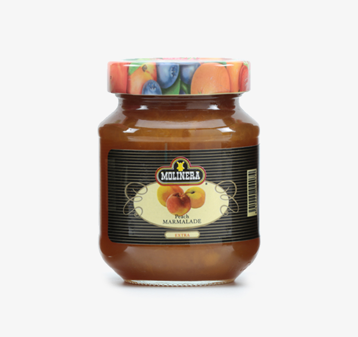Peach Marmalade - Size Availability: 340g