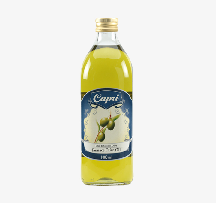 Pomace Olive Oil - Size Availability: 250mL, 500mL, 1L, 5L