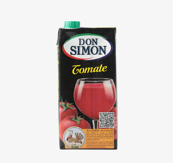 Tomato Juice - Size Availability: 1L