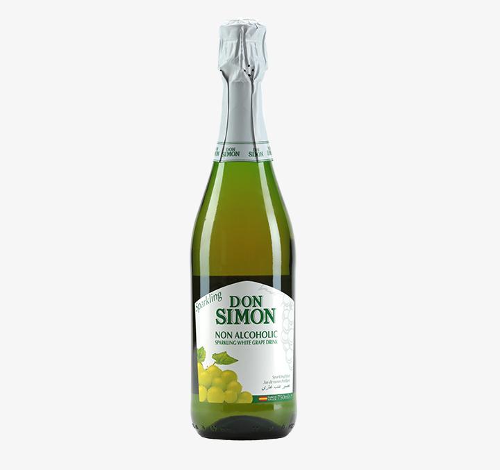 Sparkling White Grape Juice (Non-Alcoholic) - Size Availability: 75clL