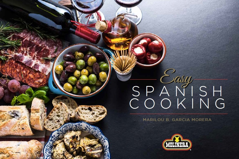 Easy Spanish Cooking by Marilou B Garcia Morera