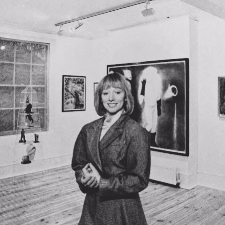 Founding the Gillian Jason Gallery -