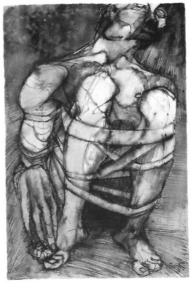 Bound Figure (1971)