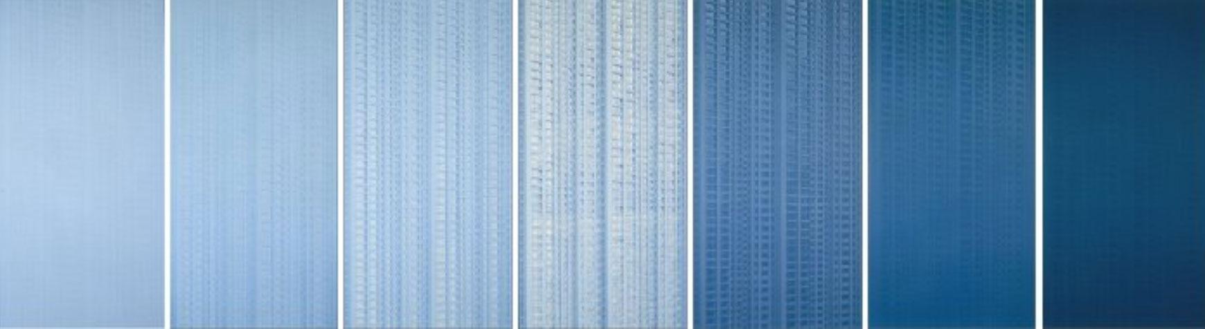 7 - LUIK  1978-1979 100x200 cm (7x)
