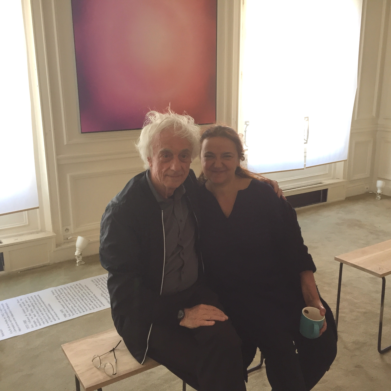 Ton van Os & Helene Schmitt (violin)