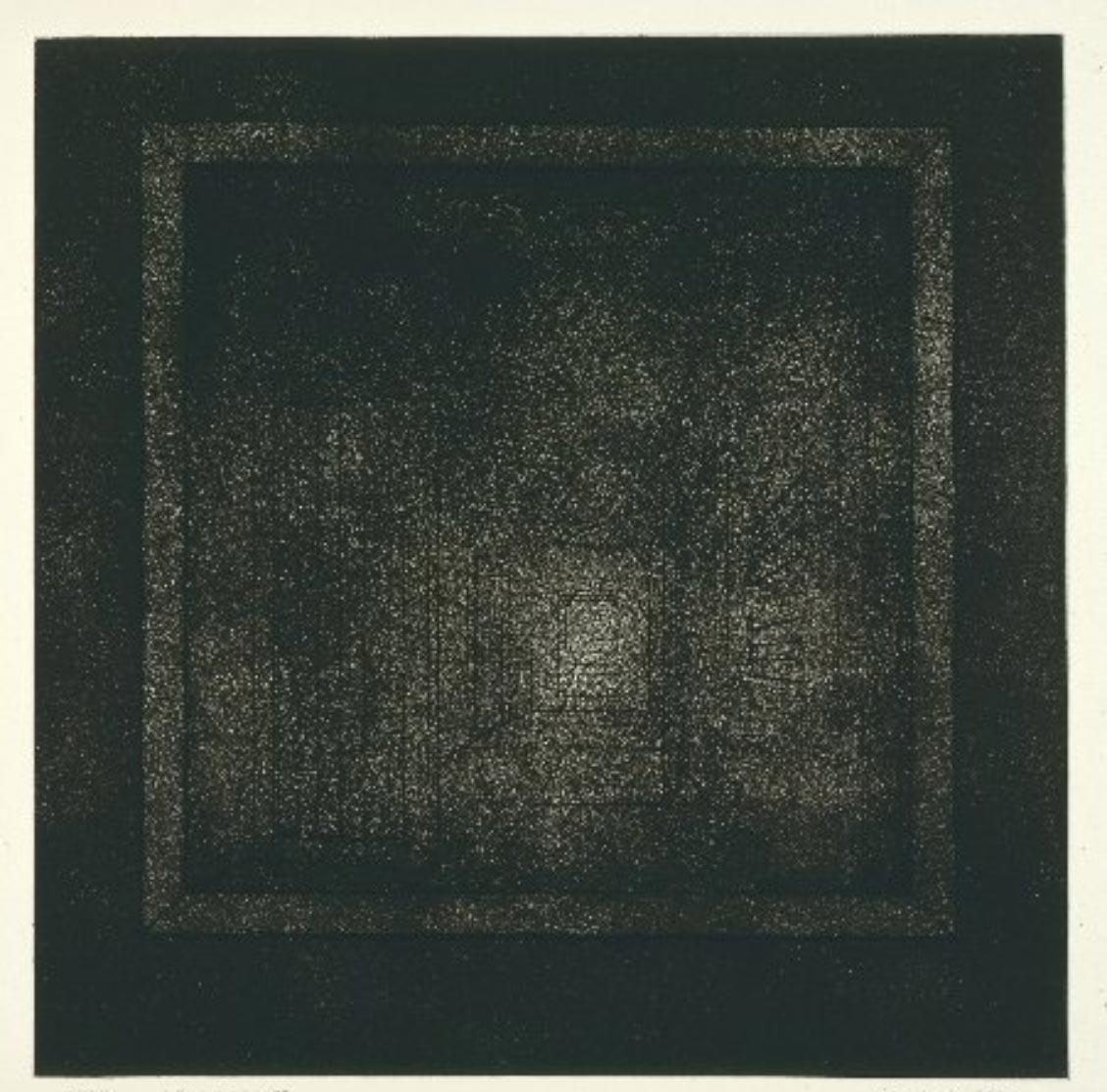 XXXV   1974  48,7x49,4 cm