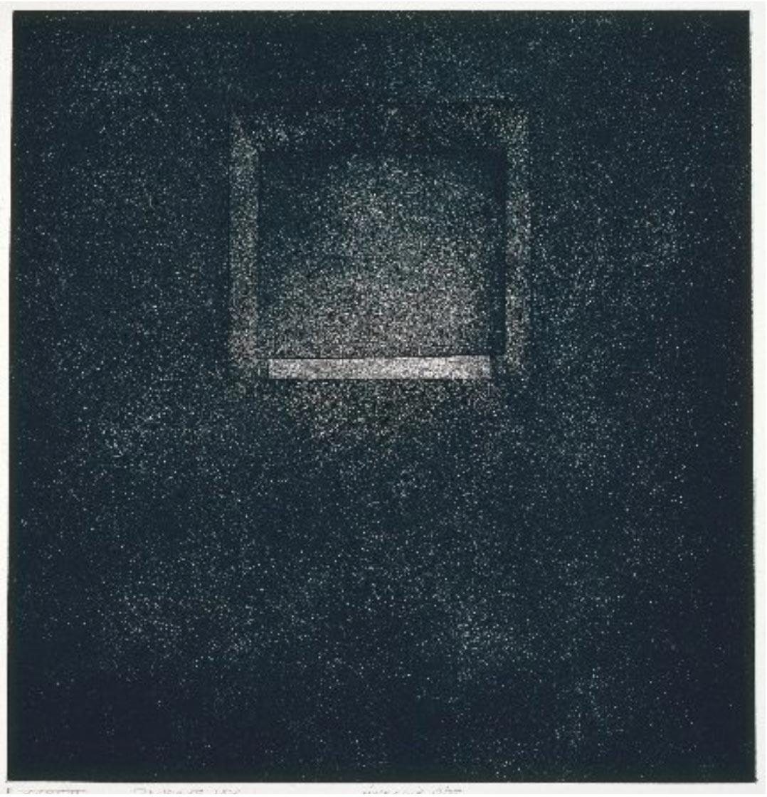 XXXVIII   1974  49,5x47,6 cm