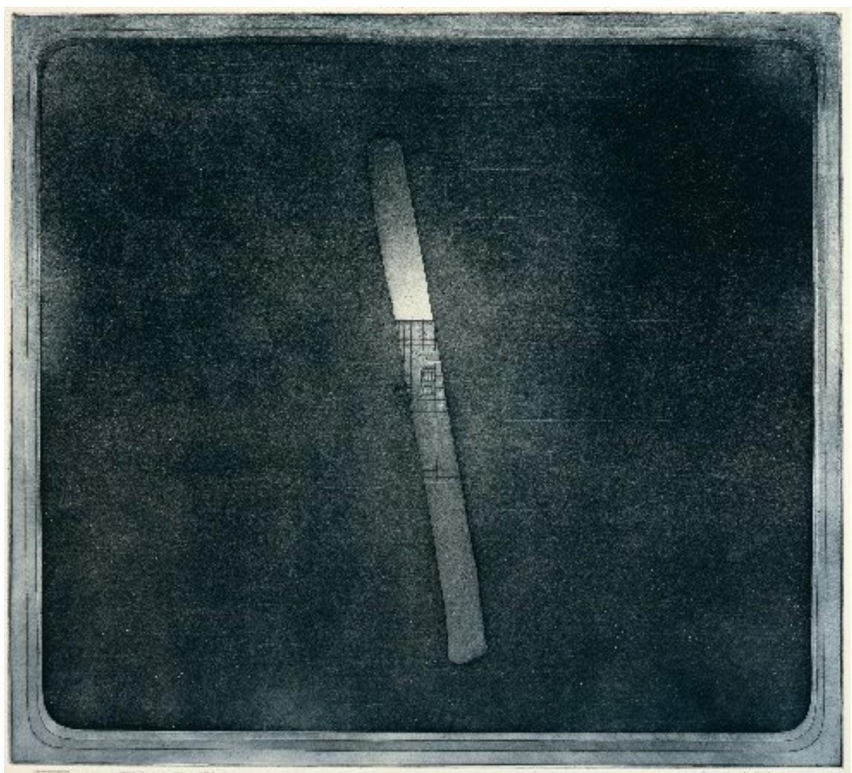 XVIII   1973  49,5x47,6 cm